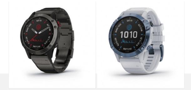 Garmin updates Fenix 6 Instinct and Tactix Delta smartwatches with solar charging 1 گارمین قابلیت شارژ خورشیدی را سه ساعت هوشمند محبوب خود اضافه کرد اخبار IT