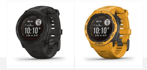 Garmin updates Fenix 6 Instinct and Tactix Delta smartwatches with solar charging 2 گارمین قابلیت شارژ خورشیدی را سه ساعت هوشمند محبوب خود اضافه کرد اخبار IT