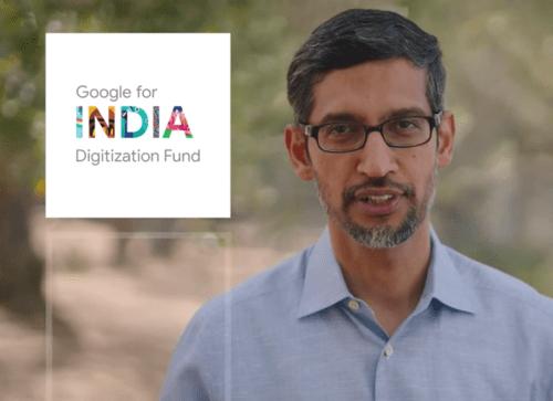 مدیرعامل گوگل از سرمایه گذاری 10 میلیارد دلاری در هند خبر داد