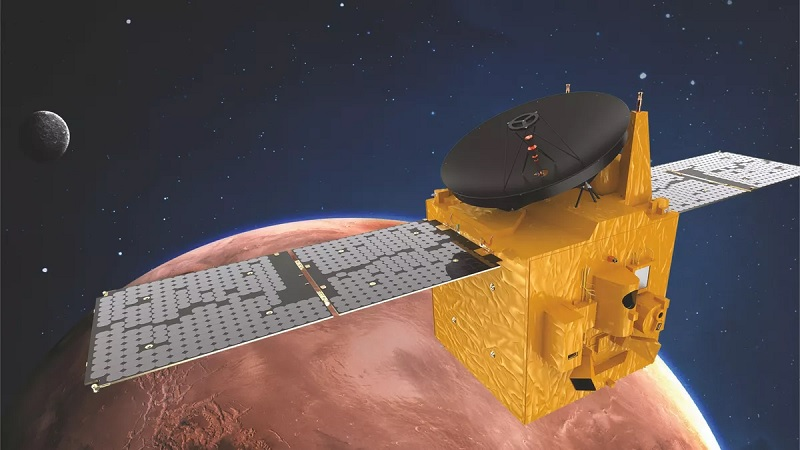 Hope UAE 1 هرآنچه باید درباره مدارگرد «امید» و ماموریت مریخ امارات بدانید اخبار IT