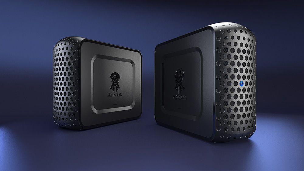 Konmai Arespear C300 کونامی وارد دنیای کامپیوترهای گیمینگ شد؛ معرفی سری Arespear با طراحی متفاوت اخبار IT