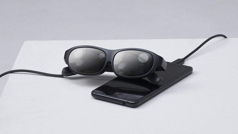 LG AR Glasses عینک واقعیت افزوده فوق سبک الجی سال آینده از راه میرسد؛ رقیب جدی اپل گلس اخبار IT