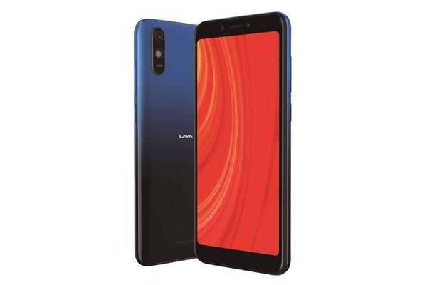 با موبایل ۷۵ دلاری لاوا Z61 پرو محصول هند آشنا شوید