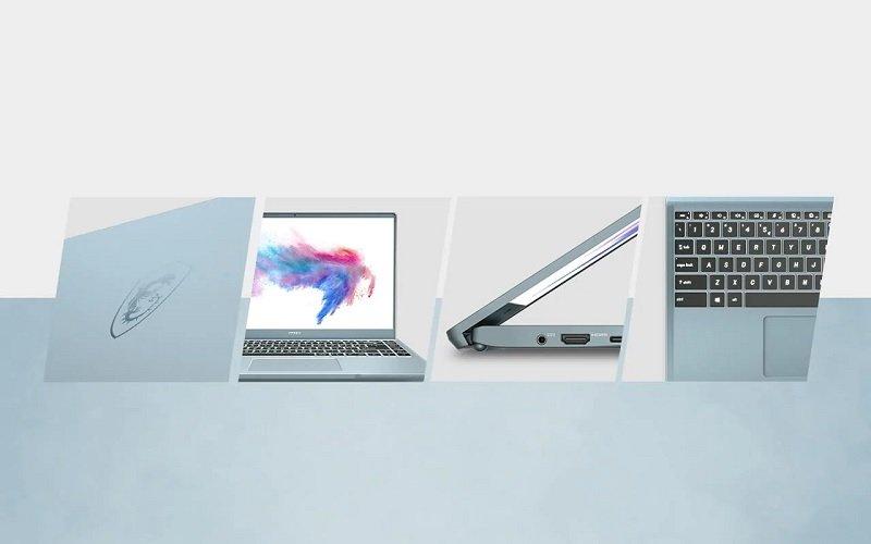 MSI Modern 14 MSI از لپ تاپ Modern 14 با جدیدترین پردازندههای اینتل و AMD رونمایی کرد اخبار IT