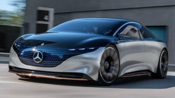 Mercedes Benz Vision EQS مدیر طراحی دایملر: تغییر ماهیت مرسدس بنز از خودروسازی به سبک زندگی اخبار IT