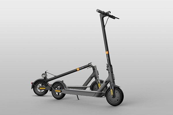 Mi Electric Scooter1S شیائومی از اسکوترهای برقی Mi Electric Scooter Pro 2 و Scooter 1S رونمایی کرد اخبار IT