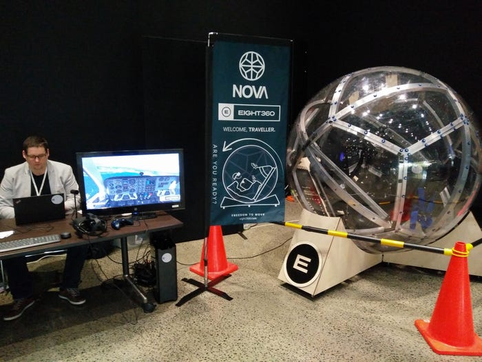 Nova 2 شبیهساز ۱۵۰ هزار دلاری «نوا» چگونه حس پرواز با جنگنده را منتقل میکند؟ اخبار IT