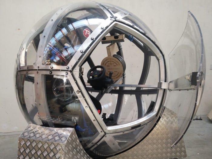 Nova 6 شبیهساز ۱۵۰ هزار دلاری «نوا» چگونه حس پرواز با جنگنده را منتقل میکند؟ اخبار IT