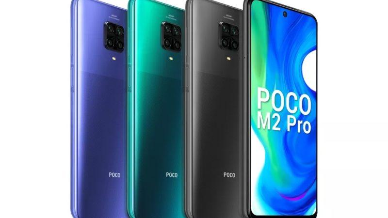 پوکو M2 پرو معرفی شد؛ اسنپدراگون 720G و دوربین چهارگانه