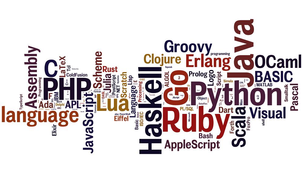 برنامه نویسی چند زبانه