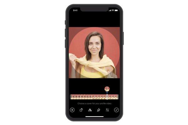 نسخه 6.3 تلگرام امکان انتخاب ویدیو برای تصویر پروفایل را امکان پذیر می کند