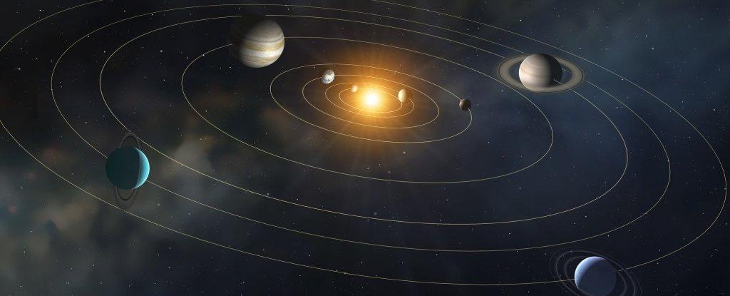 محققان از شناسایی دقیق مرکز ثقل منظومه شمسی خبر می دهند