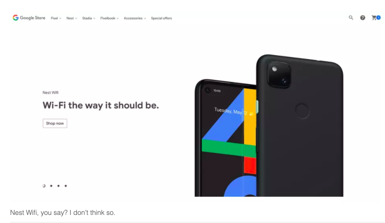 Screen Shot 2020 07 31 at 10.01.16 AM گوشی پیکسل 4A گوگل سیزدهم مرداد معرفی می شود اخبار IT