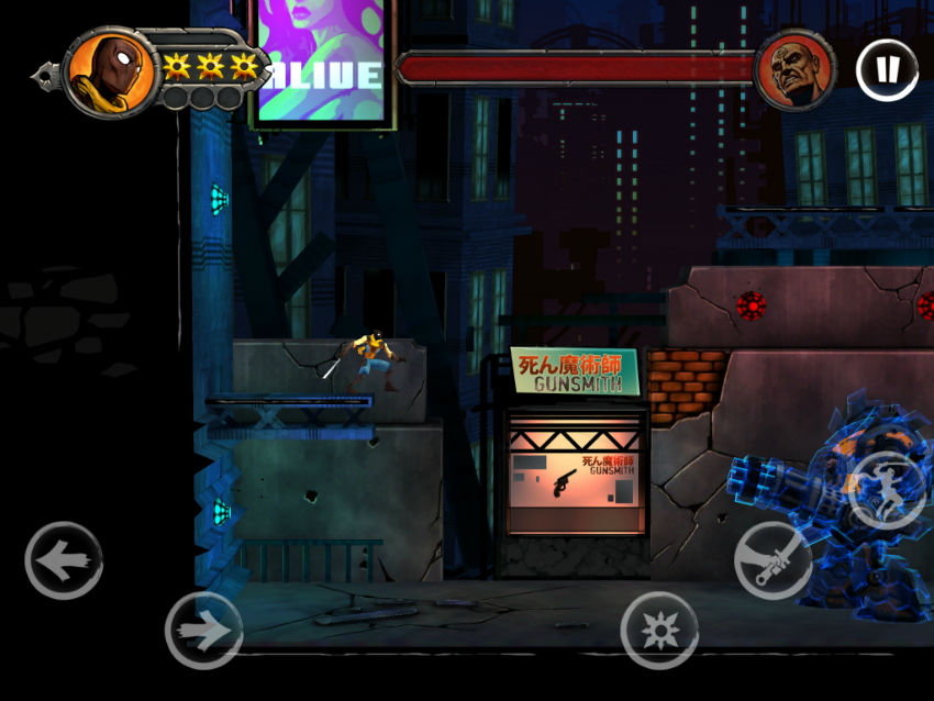 Shadow Blade Reload 1 w850 به بهانه عرضه Ghost of Tsushima – نگاهی به بهترین بازیهای سامورایی/نینجا در موبایل اخبار IT
