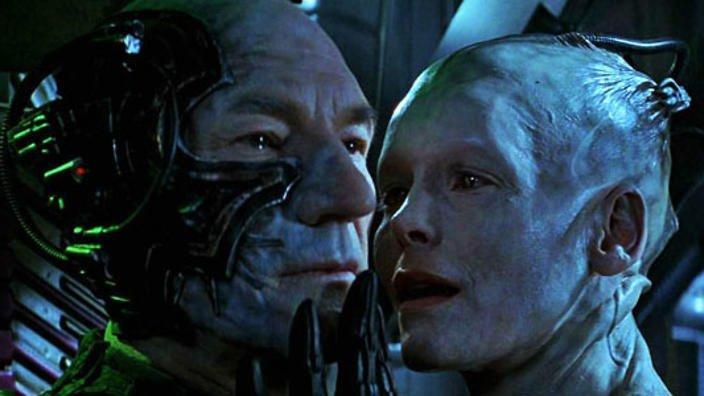 StarTrek Borg AI 02 رستاخیز هوش مصنوعی؛ وقتی انسان جزئی از هوش جمعی میشود اخبار IT