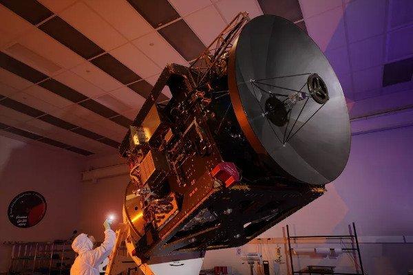 The UAE%E2%80%99s first interplanetary mission to Mars set for launch 3 w600 شرایط جوی پرتاب فضاپیمای امارات به سوی مریخ را به تعویق انداخت اخبار IT
