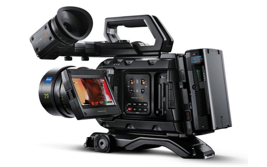 Ursa Mini Pro 12K 1 دوربین Ursa Mini Pro 12K معرفی شد؛ فیلمبرداری 12K با نرخ ۶۰ فریم بر ثانیه اخبار IT