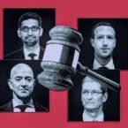 جلسه رسیدگی به اتهام انحصارطلبی شرکت های بزرگ فناوری آمریکا برگزار شد