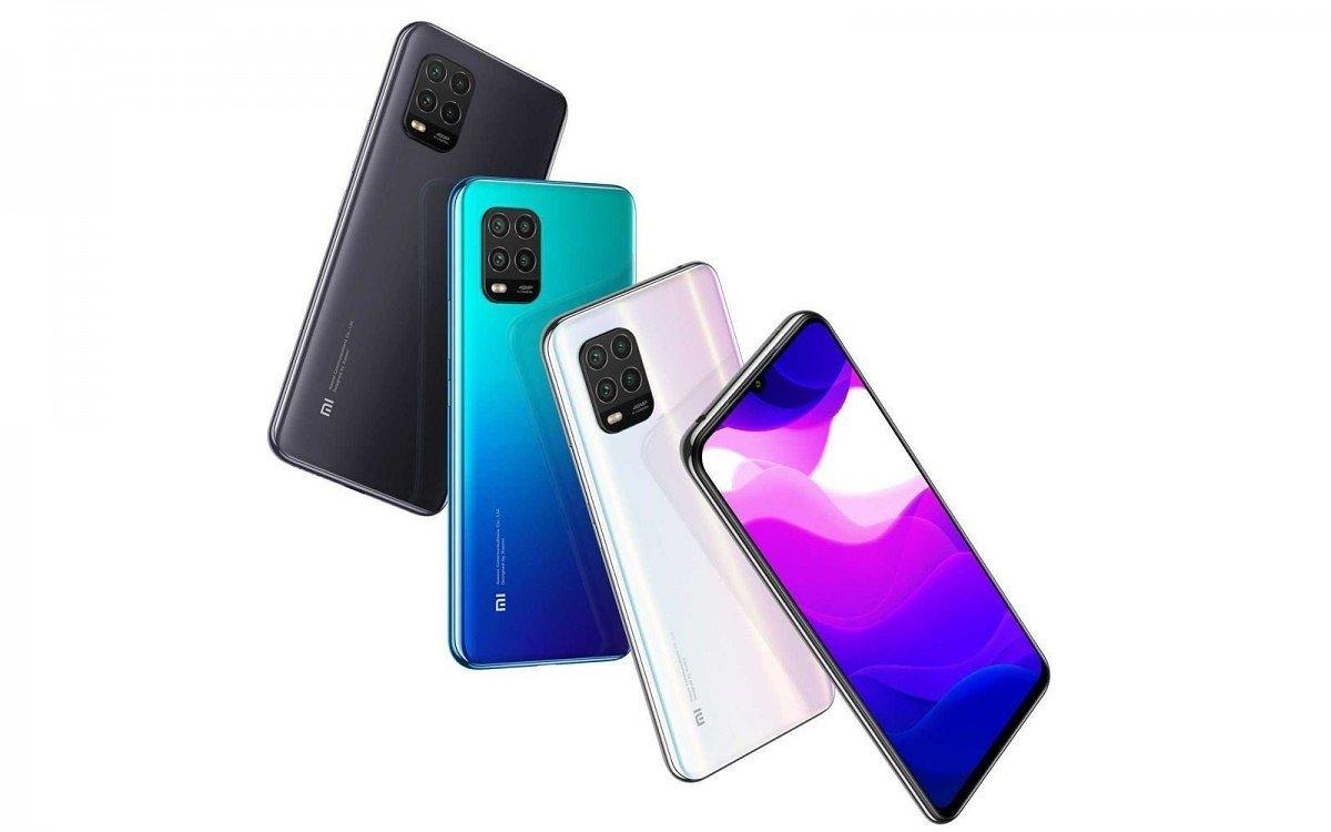راهنمای خرید گوشی موبایل شیائومی می ۱۰ لایت 5G