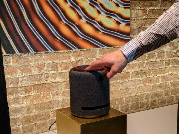 amazon echo studio installation at dolby studio 2 of 10 768x768 w600 تکنولوژی دالبی اتموس موزیک چیست و چطور تجربه موسیقیها را دگرگون میکند؟ اخبار IT