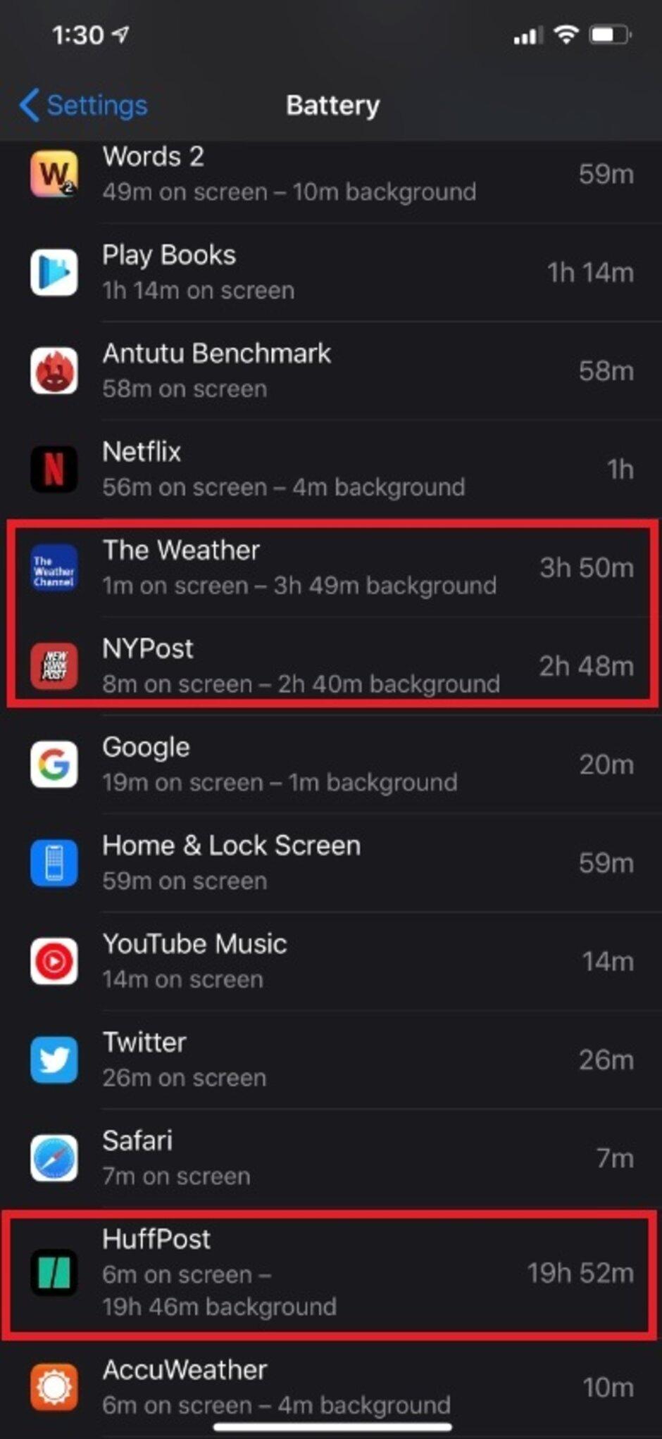 سیستم عامل iOS 13.5.1