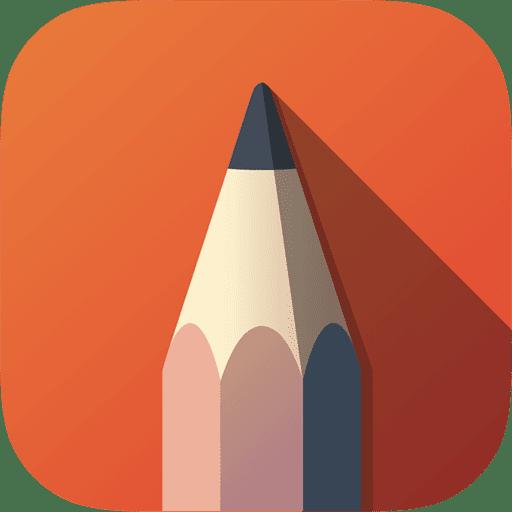 com.adsk .sketchbook 512x512 جعبه ابزار: ۱۲ اپلیکیشن اندروید که برای تبلت بهینهسازی شدهاند اخبار IT