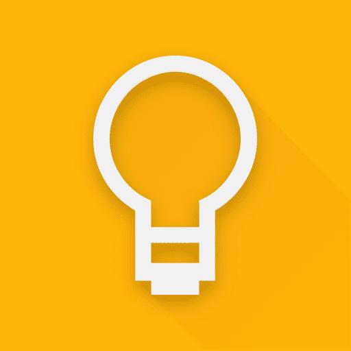com.google.android.keep 512x512 جعبه ابزار: ۱۲ اپلیکیشن اندروید که برای تبلت بهینهسازی شدهاند اخبار IT