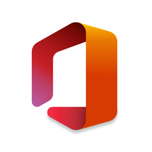 com.microsoft.office.officehubrow 512x512 جعبه ابزار: ۱۲ اپلیکیشن اندروید که برای تبلت بهینهسازی شدهاند اخبار IT