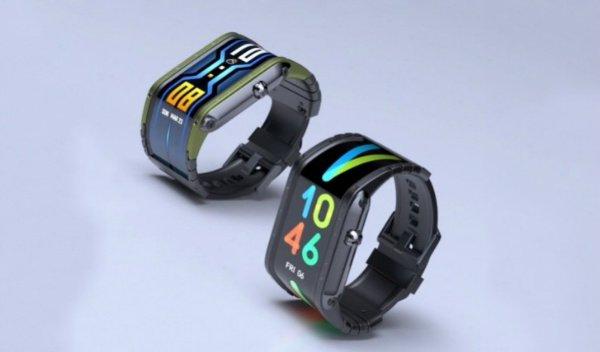 gsmarena 002 w600 نوبیا از موبایل گیمینگ رد مجیک 5S و یک ساعت هوشمند رونمایی کرد اخبار IT