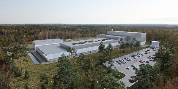 northvolt werk plant symbolbild قرارداد 2.3 میلیارد دلاری بامو و شرکت سوئدی Northvolt برای تامین باتری اخبار IT
