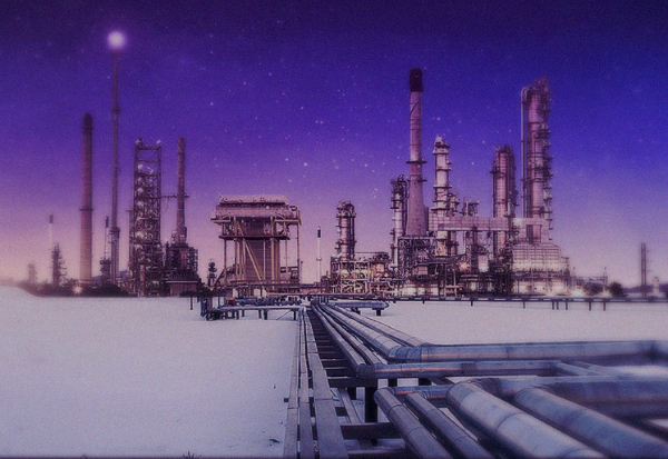 oil gas banner mobile رونمایی هواوی از فناوریهای مبتنی بر هوش مصنوعی و 5G در حوزه نفت و گاز اخبار IT