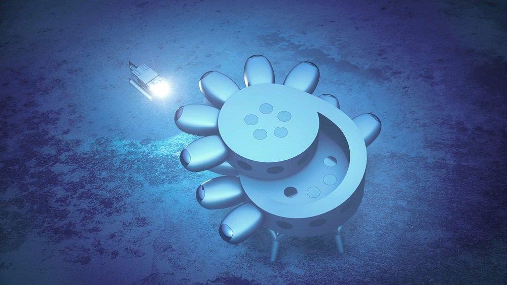 proteus underwater station design رونمایی از طرح اولیه بزرگترین آزمایشگاه زیردریایی دنیا با مساحت ۳۷۱ متر مربع اخبار IT