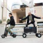 یک اسکوتر خاص به نام URB-E؛ با کاترپیلار دنیای اسکوترهای برقی آشنا شوید