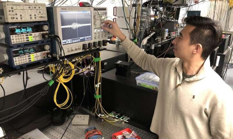 1 uchicagoscie دانشمندان با ترفندی جدید ثبات عملیاتی سیستم کوانتومی را ۱۰ هزار برابر ارتقا دادند اخبار IT
