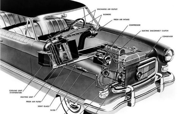 10 nash ac picture fca 1 مروری بر تاریخچه سیستم تهویه مطبوع؛ از کارخانه کاغذسازی تا داشبورد خودروها اخبار IT