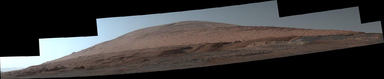 2 5 به مناسبت هشتمین سالگرد رسیدن کنجکاوی به مریخ؛ ۸ تصویر زیبا از سیاره سرخ اخبار IT