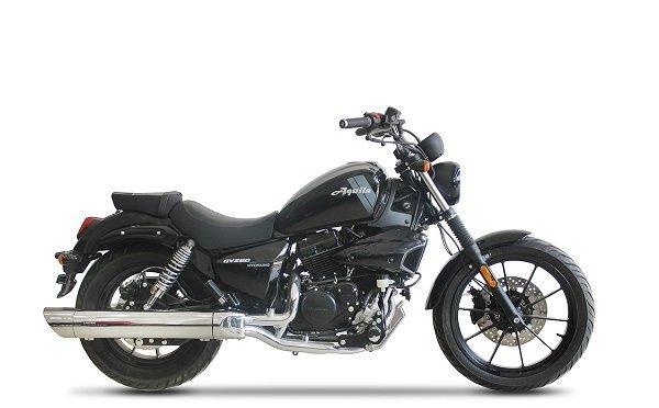 23621 بررسی موتورسیکلت هیوسانگ آکویلا 250؛ هارلی دیویدسون کرهای اخبار IT