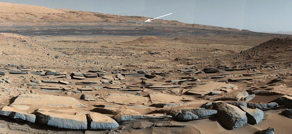 3 3 به مناسبت هشتمین سالگرد رسیدن کنجکاوی به مریخ؛ ۸ تصویر زیبا از سیاره سرخ اخبار IT