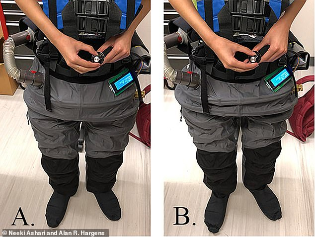 31963192 8629117 image a 35 1597446851578 محقق ایرانی لباسی برای محافظت از فضانوردان در برابر خطرات بی وزنی ساخت اخبار IT