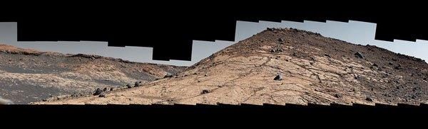5 1 به مناسبت هشتمین سالگرد رسیدن کنجکاوی به مریخ؛ ۸ تصویر زیبا از سیاره سرخ اخبار IT