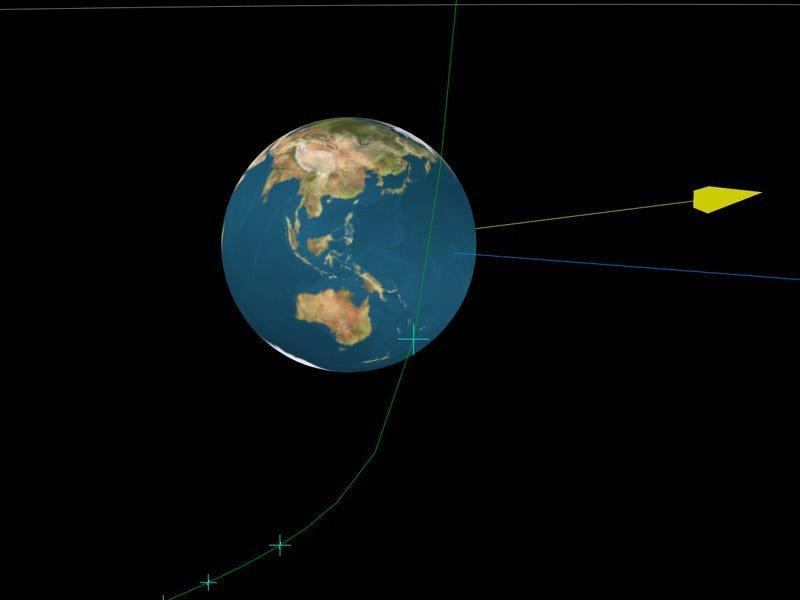 5f3af384650894001d071fd6 w822 سیارکی بزرگ از ۳ هزار کیلومتری زمین رد شد؛ نزدیکترین فاصله در تاریخ اخبار IT