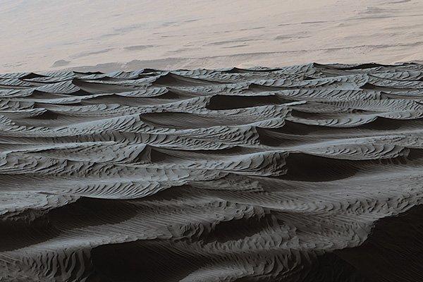 6 1 به مناسبت هشتمین سالگرد رسیدن کنجکاوی به مریخ؛ ۸ تصویر زیبا از سیاره سرخ اخبار IT