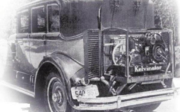 6 caddy kelvinator 0 0 مروری بر تاریخچه سیستم تهویه مطبوع؛ از کارخانه کاغذسازی تا داشبورد خودروها اخبار IT