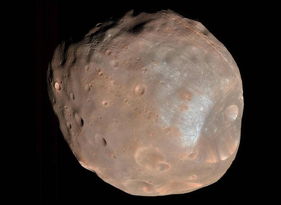 7 phobos pia10368. 1041jpg ناسا گزیده ای از عکس های کاوشگر مریخ طی ۱۵ سال اخیر را منتشر کرد اخبار IT