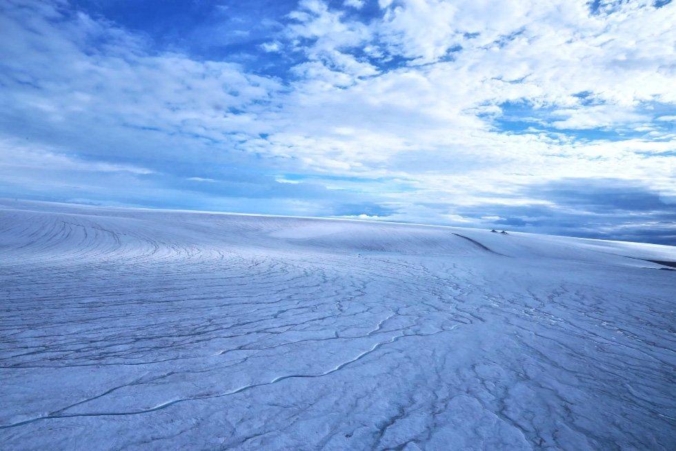 Ancient Mars may not have been warm and wet but covered in ice 1 باورهای قبلی درباره مریخ زیر سوال رفت؛ سیاره سرخ در گذشته پوشیده از یخ بوده اخبار IT