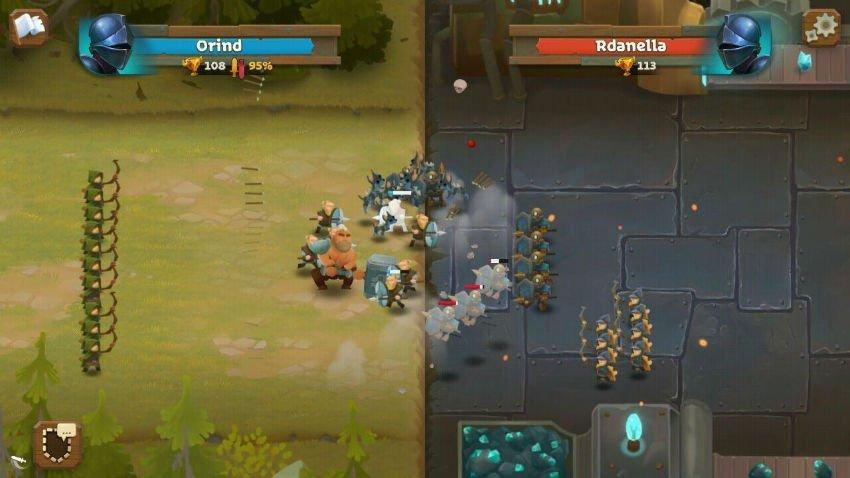 Battle Legion w850 1 معرفی بازی Battle Legion؛ دو ارتش، روبهروی هم اخبار IT