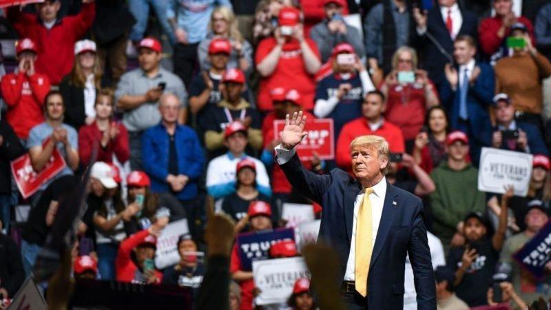 توییتر امکان توییت کردن را از حساب کاربری کمپین انتخاباتی ترامپ سلب کرد
