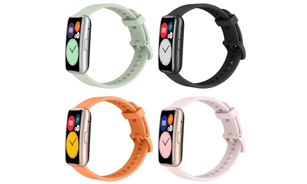 Huawei Watch Fit specs price and images surface 1 تصاویر و برخی مشخصات هواوی واچ فیت فاش شد اخبار IT