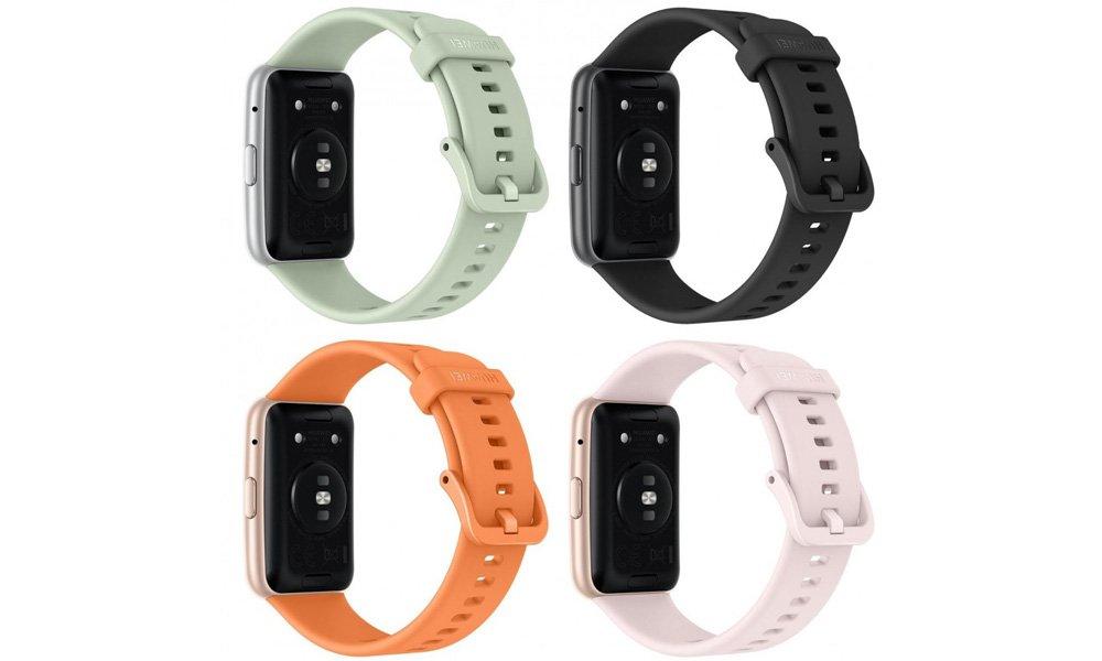Huawei Watch Fit specs price and images surface 2 تصاویر و برخی مشخصات هواوی واچ فیت فاش شد اخبار IT