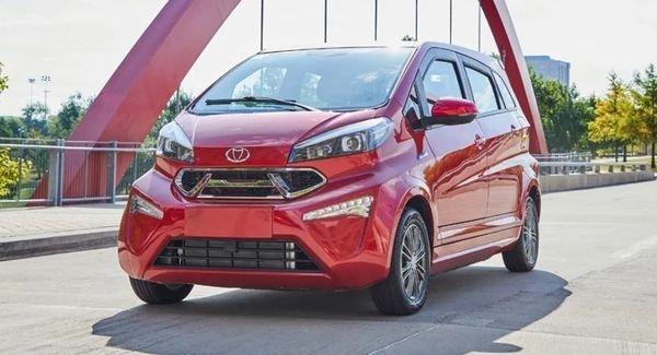 Kandi K23a 1024x555 با ارزانترین خودروی برقی آمریکا آشنا شوید؛ کندی K27 محصول مشترک چین و ایالات متحده اخبار IT